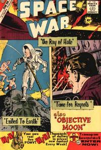 Cover Thumbnail for Space War (Charlton, 1959 series) #5