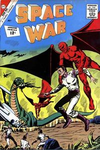 Cover Thumbnail for Space War (Charlton, 1959 series) #17