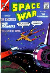 Cover Thumbnail for Space War (Charlton, 1959 series) #23