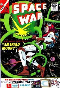 Cover Thumbnail for Space War (Charlton, 1959 series) #24