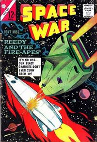 Cover Thumbnail for Space War (Charlton, 1959 series) #27