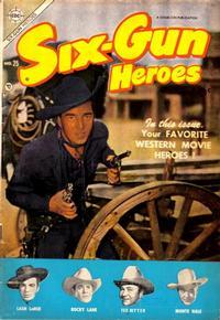 Cover Thumbnail for Six-Gun Heroes (Charlton, 1954 series) #25