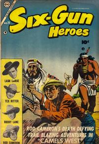 Cover Thumbnail for Six-Gun Heroes (Charlton, 1954 series) #26