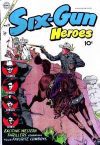 Cover Thumbnail for Six-Gun Heroes (Charlton, 1954 series) #28