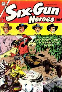 Cover Thumbnail for Six-Gun Heroes (Charlton, 1954 series) #30