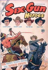 Cover Thumbnail for Six-Gun Heroes (Charlton, 1954 series) #32