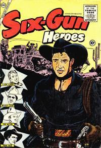 Cover Thumbnail for Six-Gun Heroes (Charlton, 1954 series) #33