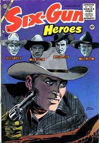 Cover for Six-Gun Heroes (Charlton, 1954 series) #34