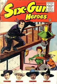 Cover Thumbnail for Six-Gun Heroes (Charlton, 1954 series) #35