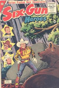 Cover for Six-Gun Heroes (Charlton, 1954 series) #36