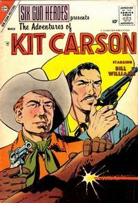 Cover Thumbnail for Six-Gun Heroes (Charlton, 1954 series) #45