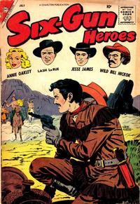 Cover Thumbnail for Six-Gun Heroes (Charlton, 1954 series) #47