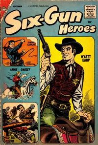 Cover Thumbnail for Six-Gun Heroes (Charlton, 1954 series) #48