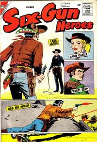 Cover Thumbnail for Six-Gun Heroes (Charlton, 1954 series) #49