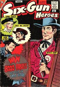 Cover Thumbnail for Six-Gun Heroes (Charlton, 1954 series) #50