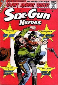 Cover Thumbnail for Six-Gun Heroes (Charlton, 1954 series) #52