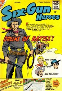 Cover Thumbnail for Six-Gun Heroes (Charlton, 1954 series) #53