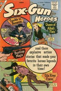 Cover Thumbnail for Six-Gun Heroes (Charlton, 1954 series) #55