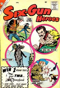Cover Thumbnail for Six-Gun Heroes (Charlton, 1954 series) #56