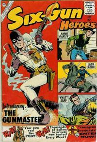Cover Thumbnail for Six-Gun Heroes (Charlton, 1954 series) #57