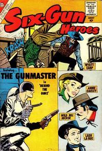 Cover Thumbnail for Six-Gun Heroes (Charlton, 1954 series) #58