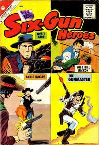 Cover Thumbnail for Six-Gun Heroes (Charlton, 1954 series) #63