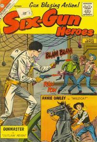 Cover for Six-Gun Heroes (Charlton, 1954 series) #65 [British]