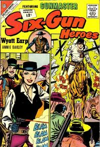Cover Thumbnail for Six-Gun Heroes (Charlton, 1954 series) #69
