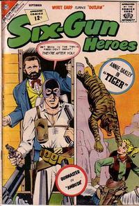 Cover Thumbnail for Six-Gun Heroes (Charlton, 1954 series) #70