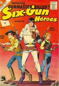 Cover Thumbnail for Six-Gun Heroes (Charlton, 1954 series) #71