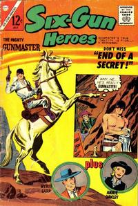 Cover for Six-Gun Heroes (Charlton, 1954 series) #75
