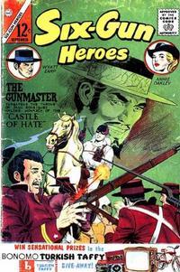 Cover Thumbnail for Six-Gun Heroes (Charlton, 1954 series) #76