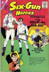 Cover Thumbnail for Six-Gun Heroes (Charlton, 1954 series) #79