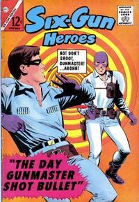 Cover Thumbnail for Six-Gun Heroes (Charlton, 1954 series) #81