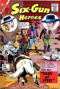 Cover Thumbnail for Six-Gun Heroes (Charlton, 1954 series) #82
