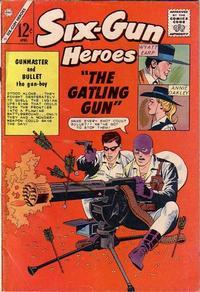 Cover Thumbnail for Six-Gun Heroes (Charlton, 1954 series) #83