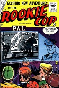 Cover Thumbnail for Rookie Cop (Charlton, 1955 series) #27