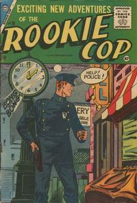 Cover Thumbnail for Rookie Cop (Charlton, 1955 series) #28