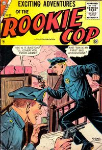 Cover Thumbnail for Rookie Cop (Charlton, 1955 series) #29