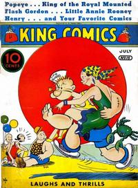 Cover Thumbnail for King Comics (David McKay, 1936 series) #16