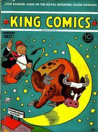 Cover Thumbnail for King Comics (David McKay, 1936 series) #57