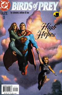 Cover Thumbnail for Birds of Prey (DC, 1999 series) #71