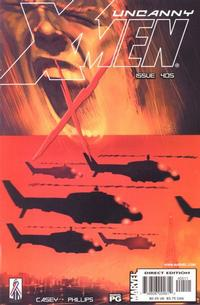 Cover Thumbnail for The Uncanny X-Men (Marvel, 1981 series) #405 [Direct Edition]
