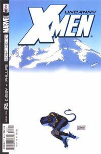 Cover Thumbnail for The Uncanny X-Men (Marvel, 1981 series) #407