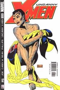 Cover Thumbnail for The Uncanny X-Men (Marvel, 1981 series) #408 [Direct Edition]