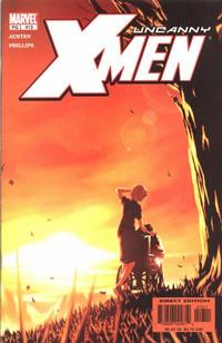 Cover Thumbnail for The Uncanny X-Men (Marvel, 1981 series) #413 [Direct Edition]