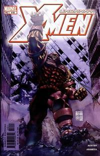 Cover Thumbnail for The Uncanny X-Men (Marvel, 1981 series) #416