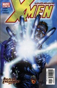 Cover Thumbnail for The Uncanny X-Men (Marvel, 1981 series) #422