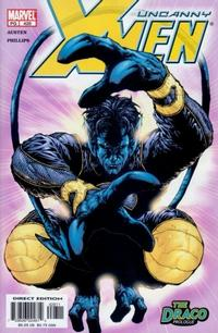 Cover Thumbnail for The Uncanny X-Men (Marvel, 1981 series) #428 [Direct Edition]