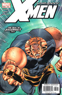 Cover Thumbnail for The Uncanny X-Men (Marvel, 1981 series) #435 [Direct Edition]